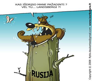 Rusijos ir Lietuvos santykiai
