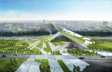 D.Libeskindo muziejaus projektas