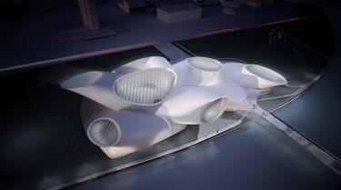 M.Fukso muziejaus projektas