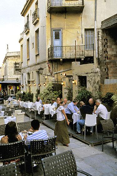 Kavinių gatvelė