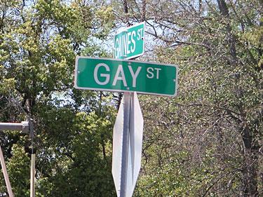 Gatvių pavadinimai