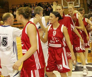 Vilniaus TEO krepšinio šventėje Mažeikiuose