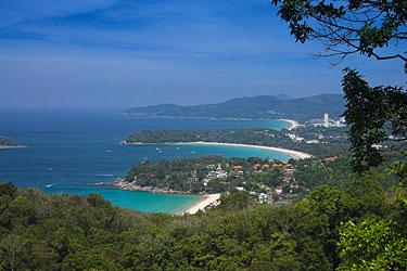 Kata Noi paplūdimiai