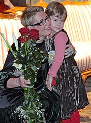 V.Poškienė su dukra