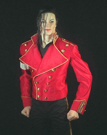 Michaelas Jacksonas  (1997 m.)