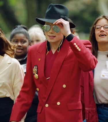 Michaelas Jacksonas  (1995 m.)