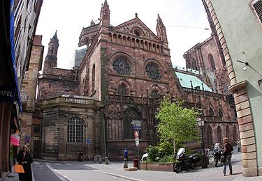 Strasbūras, katedra