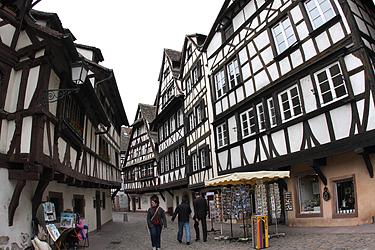 Strasbūras, architektūra