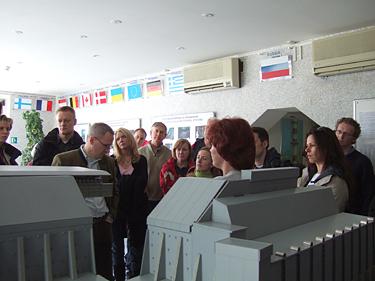 Černobylis, turistai