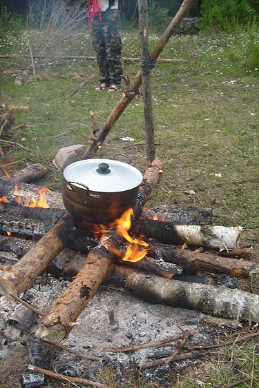 Vakarienė Sibire