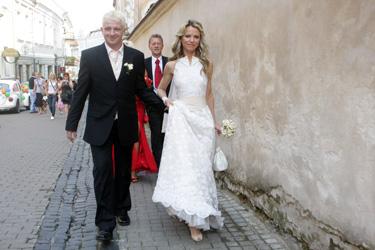 Makso Melmano vestuvės