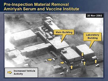 Irako biologinio ginklo institutas