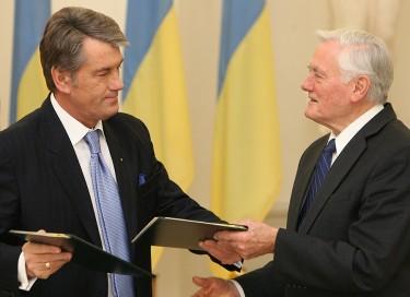 Украина и Литва: друг другу - поможет