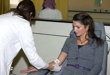 Jordanijos karalienė Rania