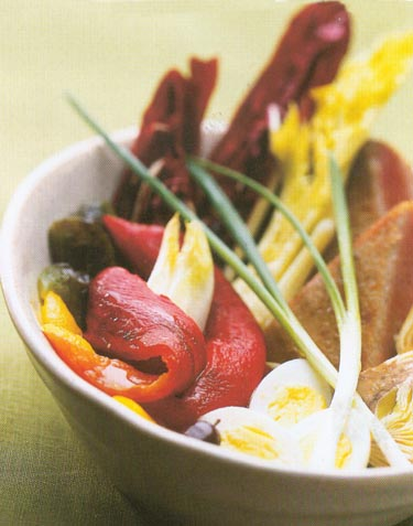 Pavasariškos salotos