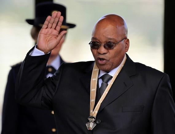 P.Afrikos prezidentas J.Zuma turės 3 žmonas