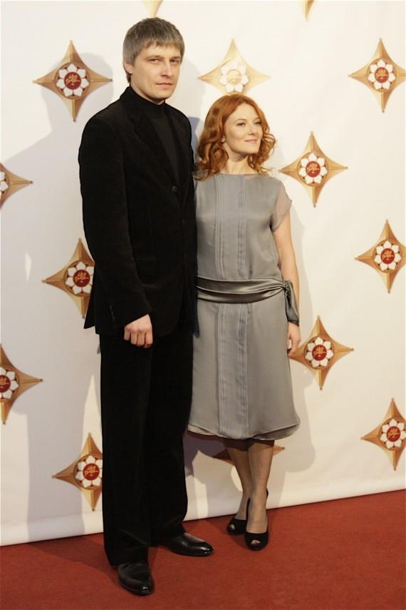 Rasa Samuolytė ir Dainius Gavenonis