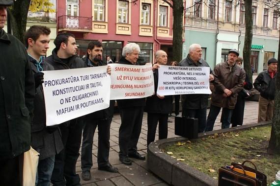 У прокуратур протесты против плохой работы правоохраны