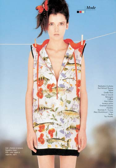 """Žurnalas """"Fashion Style Paris"""""""