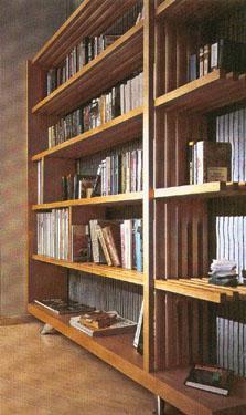 Stelažas knygoms