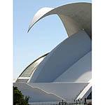 "Santiago Calatrava. ""Auditorio de Tenerife""_1"