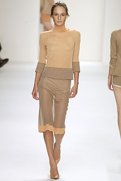 Pavasaris - vasara 2004. Calvin Klein