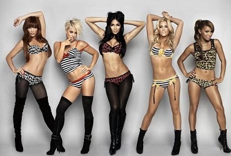 """Pussycat Dolls"" senoji sudėtis"