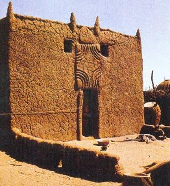 Gyvenamasis namas Nigerijoje