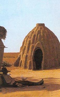 Namelis Kameruno šiaurėje