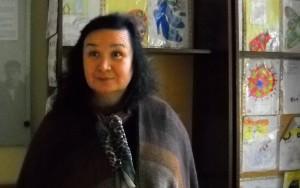 Svetlana Novopolskaja, J.Juškaitės nuotr.