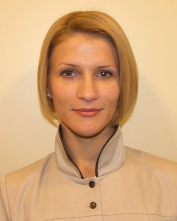 Gydytoja Brigita Paulienė