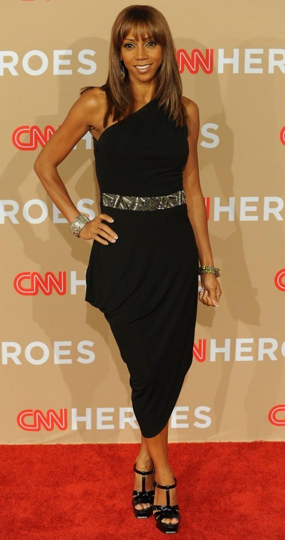 Aktorė Holly Robinson Peete