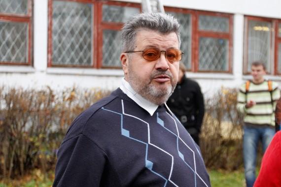 Директор школы Д.Попов