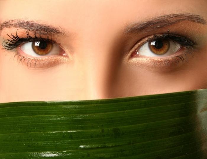 Самый сексуальные глаза