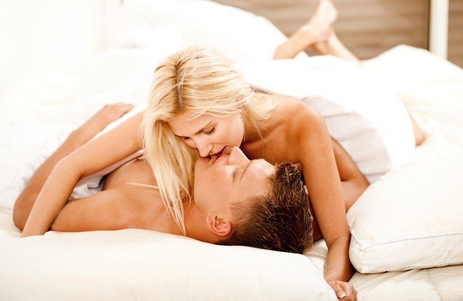 Утренний секс прекрасное начало дня