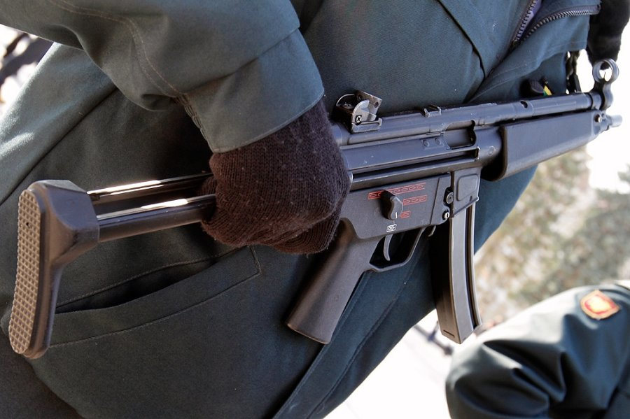Военный, застреливший восемь сослуживцев в Забайкальском крае, задержан