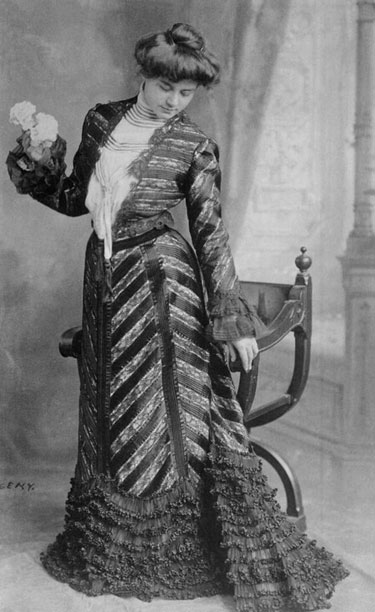 Mados istorija. 1910 m.