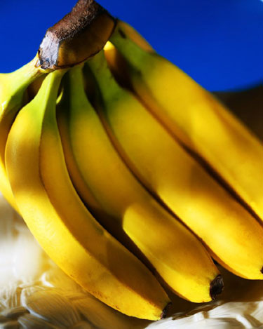 Vaisiai, bananai