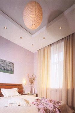 Japoniški motyvai miegamajame