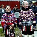 Danijos Karalienė Margrethe ir Karūnuotoji Princesė Mary vizito Grenlandijoje metu