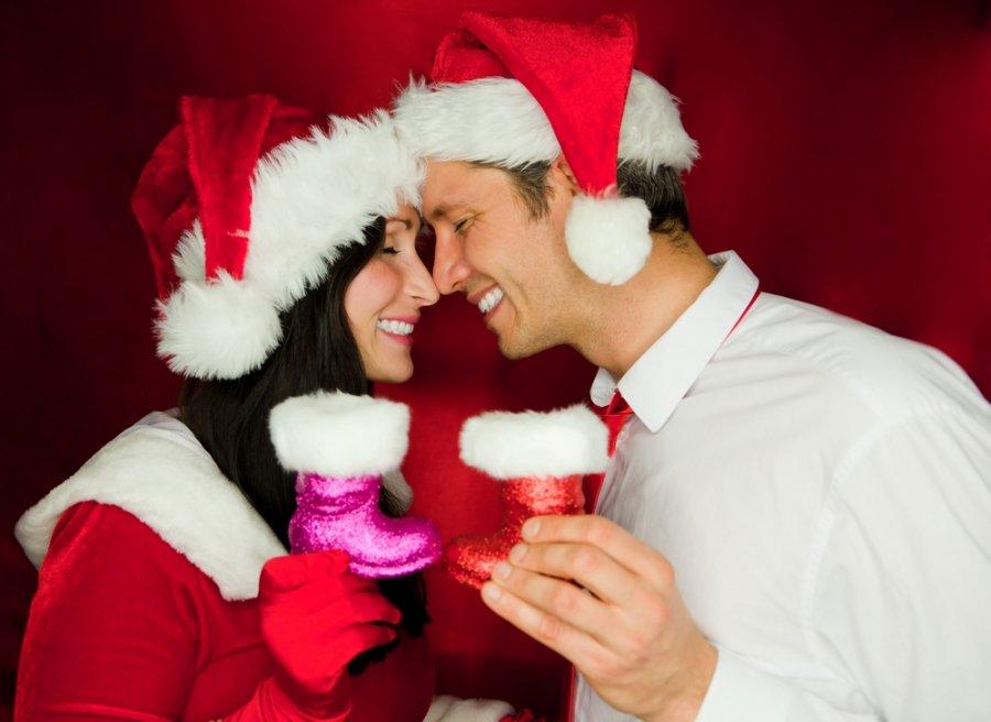 Мы с женой трахаемся в новый год видео