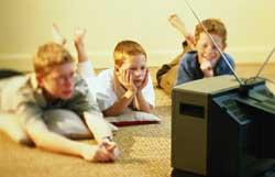 Vaikai ir televizorius