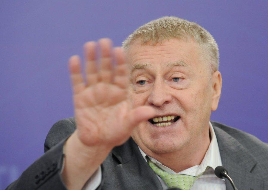 Жириновский секс 4 раза в год