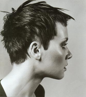 Trumpa šukuosena