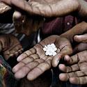 Cunamio aukoms dalijamos tabletės nuo maliarijos