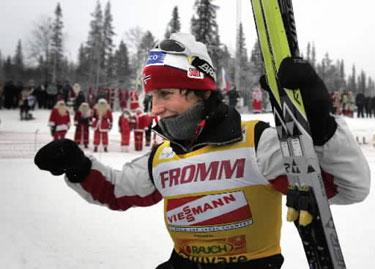 Norvegijos slidininkė Marit Bjoergen