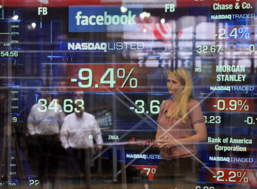 facebook atlikėjo akcijų pasirinkimo sandoriai