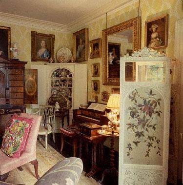 Viktorijos interjero stilius
