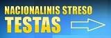"""Specialus projektas """"Nacionalinis streso testas"""""""