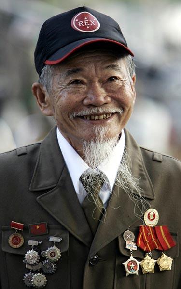 Vietnamo karo veteranas
